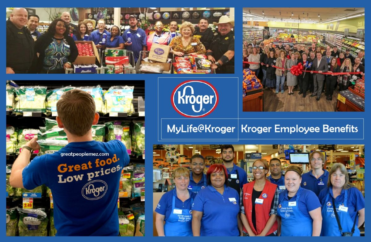 My Life at Kroger Employee Benefits Login