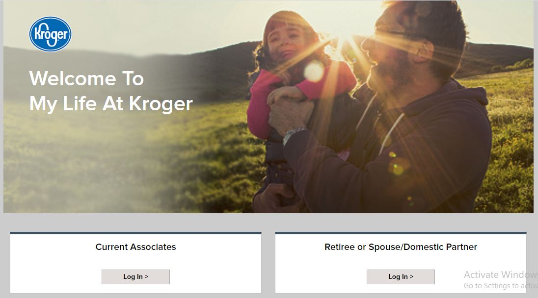 My Life at Kroger Employee Benefits Login